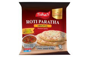 Roti Paratha With Curry